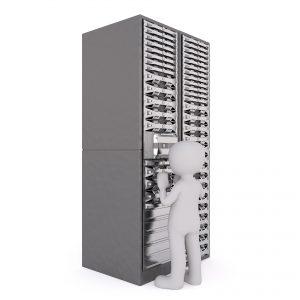 Konfigurationsservice für HPE-Server
